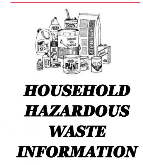 Hazardous Waste Info
