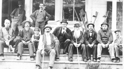 Historic Photos of Village of Jacksonville and Whitingham Vermont