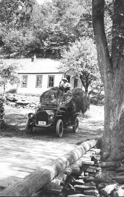 Floyd Reed Car