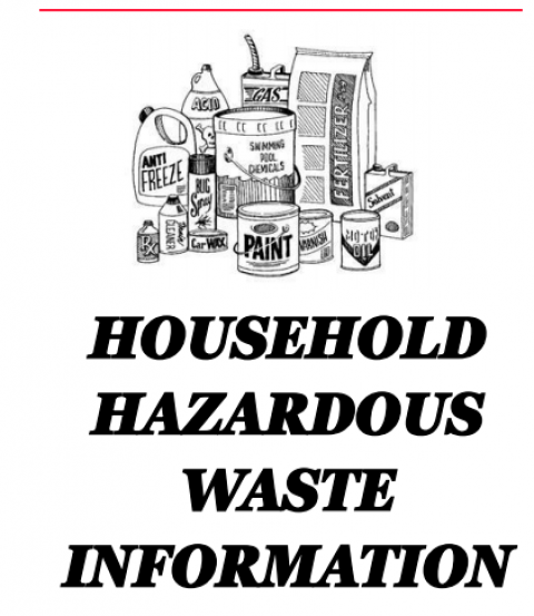Hazardous Waste Info